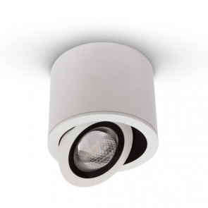 12107M Spot aplicat orientabil 7W, IP20