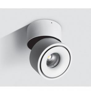 12109LA Spot aplicat orientabil 9W, IP20