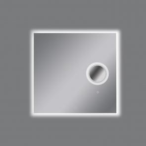 Oglinda Iluminata Olter, 2 x Led, Touch, 50/61W + 14W, IP 44, Lungime 80/11000mm x Latime 700mm