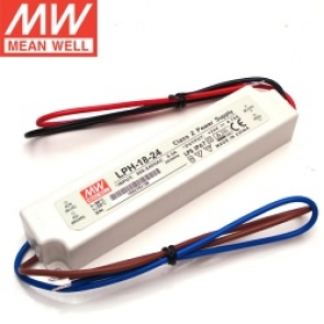 Sursa de alimentare LED Mean Well  18W 24Vdc 0.75A