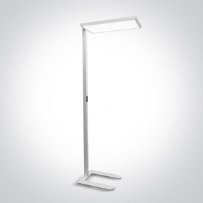 36002/W/C Lampadar Office Led Dimabil, 60W, IP20,  Lungime 665mm x latime 325mm x Inaltime 2000mm