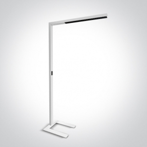 36004/W/C Lampadar Office Led Dimabil, 75W, IP20,  Lungime 1000mm x latime 65mm x Inaltime 2000mm