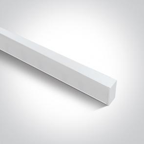 38150 E/W, Profil liniar pentru led aplicat, Dimensiuni 1000mm (L) x 70mm (l) x 35mm (h)