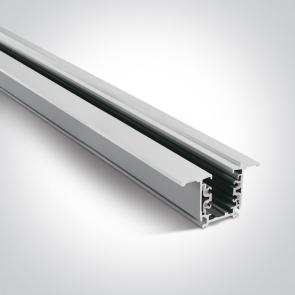 40003R/W Sine Trifazata proiectoare, Dimensiuni 3000mm(L) x 58mm(l) x 35mm(h)
