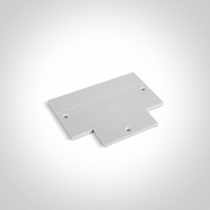 41016B/W Capac Pentru conector T sina trifazata 41016A, Diemnsiuni 100mm(L) x 78mm(l)