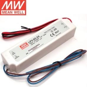 Sursa de alimentare LED Mean Well 60W 24Vdc 2.5A