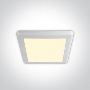 62116FA/W/C Led Panel Semiincastrat, 16W, Dimensiuni 235mm (L) x 235mm (l) x 17mm (Adancimea)