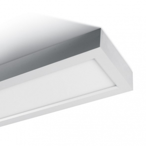 62140RF Led Panel aplicat, 40W, IP40