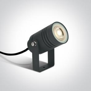 67198G Proiector Vegetatie GU10, IP65, 35W,Diam. 132mm