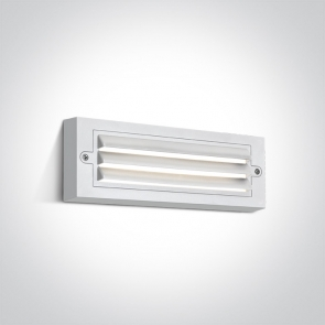 67502A/W/W Aplica Led, 6W, Dark Light, IP65, Lungime 255mm x Latime 90mm x Grosime 40mm