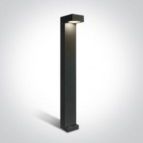 67508/AN/C Stalpisor Led Exterior, 6W, IP65, IK10, Lungime 70mm x Latime 40mmx Inaltime 700mm