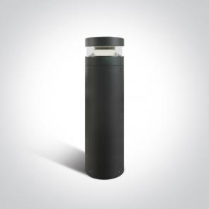 67510A/AN/C Stalpisor Led Exterior, 20W, IP65, IK10, Diametru 160mm x Inaltime 600mm