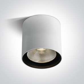 67516C/W/W Cilindru Led Aplicat Fix, 40W, Dark Light, IP65, Diametru 160mm x Inaltime 183mm