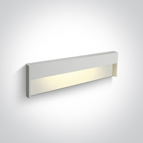 68052A/W/W Spot de Veghe Incastrat, 5W, Dark Light, IP65,  Lungime 220mm x Latime 65mm x Adancime 85mm