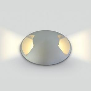 69016/W Proiector Pardoseala, Incastrat, Led, 3W, IP67, IK10, Diametru 88mm x Adancime 105mm