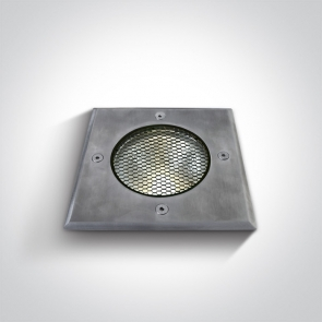 69050A/W Proiector Pardoseala Incastrat, Led, UP LIGHT, Dimmabil, 20W, IP67, IK10, Lungime 145mm x Latime 145mm x Adancime 140mm