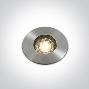 69052A/W Proiector Pardoseala Incastrat, HONEYCOMB, Led, 13W, IP67, IK08, Diametru 92mm x Adancime 80mm