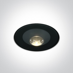 69060/B/W Proiector Pardoseala UP Light, Incastrat , IP67, IK08, Cob Led 6W, Diametru 92mm x Adancime 98mm