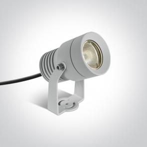 7046 Proiector Vegetatie Cob Led, 10W, 200mA, IP65, Diam. 75mm x Inaltime 125mm