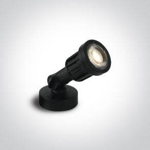One Light Spot Led, 5W, IP65, Diam. 55mm x Inaltime 150mm