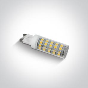 7106ALG/C Bec Led, 6W, G9, IP20, Diametru 17mm x Lungime 64mm