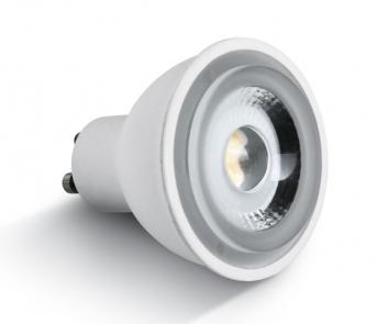 7306CG SURSA GU10,  LED 6W, NEDIMMABIL