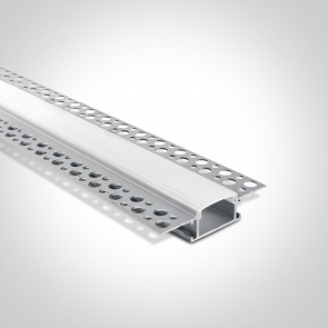 7904TR/AL Profil Trimless led  24mm, lungime 2m