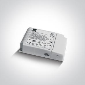 89027D Driver Universal Push to Dim&1-10V, IP20, 350mA-900mA
