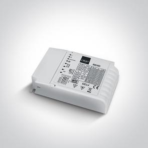 89030D Driver Universal Push to Dim&1-10V, IP20, 250mA-700mA