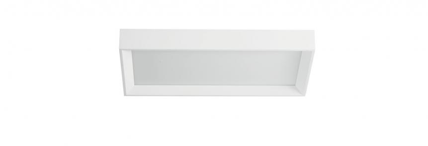 Tara Dimm, Plafoniera Led, Dimensiuni 540mm x 290mm x 64mm