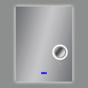 A948010ALB Oglinda Iluminata Cairo, Touch, 2 x Led, 56W + 10W, IP 44, Lungime 1200mm x Latime 900mm
