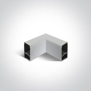 050170W/C Profil coltar pentru 38150 A/B/C/BU, Dimensiuni 100mm (L) x 70mm (l) x 35mm (Grosime)