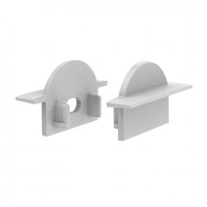 EP101 Capace Plastic pentru profil led P101