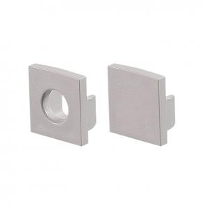 EP123 Capace Plastic pentru profil led  P121, P123, P122
