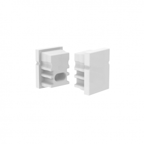 EP144 Capace Silicon pentru profil led P144