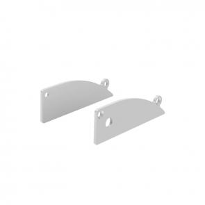 EP173 Capace Plastic pentru profil led, trimless P173