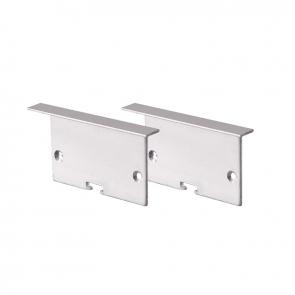 EP281 Capace Metalice pentru profil led P281