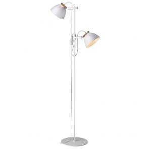 Lampadar Arhus diametru 18cm, 2 globuri, G9, 28W
