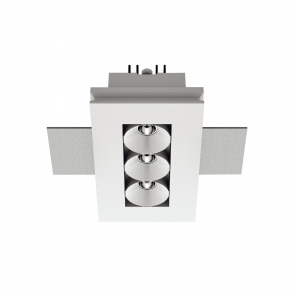Gypsum_Cell 3 x Spot Led Incastrat , 6W, 630mA