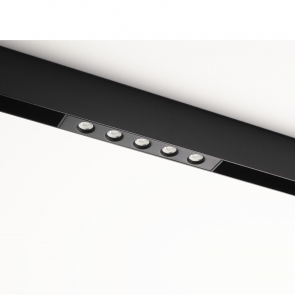 Spot linear montaj pe sina Multisystem 48V, 5x1