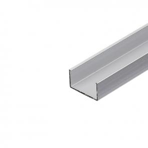 P126 Profil aluminiu de disipare a caldurii, 2m