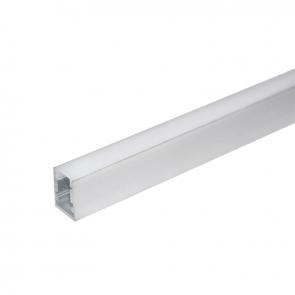 P162 Profil Led aplicat TIN, 2m