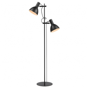 Lampadar Baltimore diametru 18cm, 2 globuri, E27, 40W