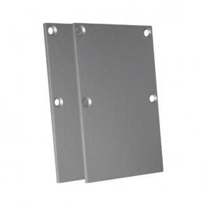 EP75 Capace Metal pentru profil led P75