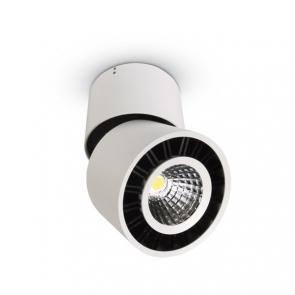 12112LA Spot aplicat orientabil 12W, IP20