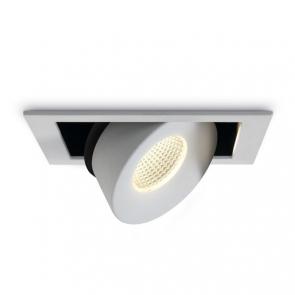 51113E Spot incastrat orientabil 12W, IP20