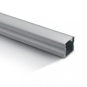 7904/AL Profil aplicat 17mm, lungime 2m