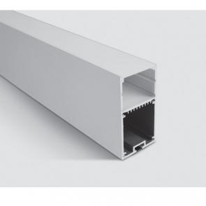7910/AL Profil aplicat 36mm, lungime 2m