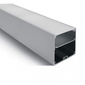7910A/AL Profil aplicat 45mm, lungime 2m