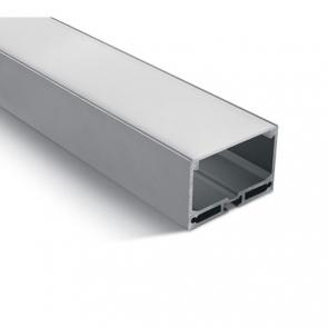 7912A/AL Profil aplicat 50mm, lungime 2m